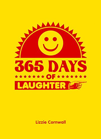 365 Days of Laughter Cover