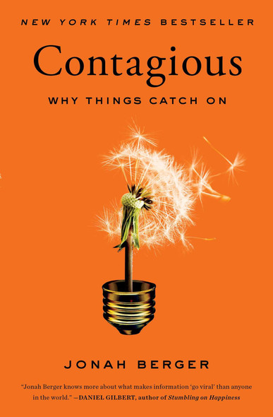 Contagious: Why Things Catch on Cover