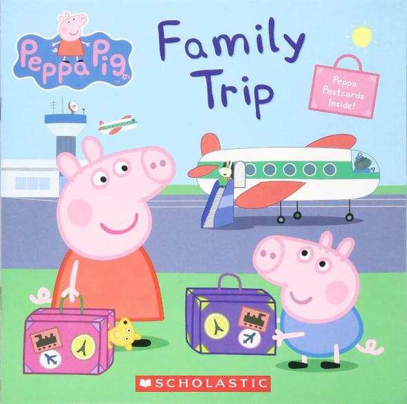 Family Trip (Peppa Pig) Cover