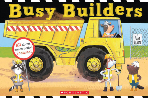 Busy Builders Cover
