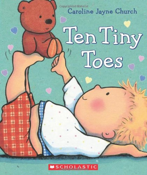 Ten Tiny Toes Cover