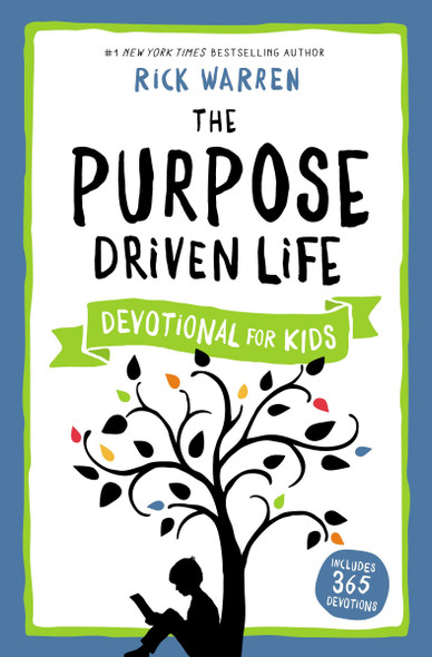 The Purpose Driven Life Devotional for Kids Cover