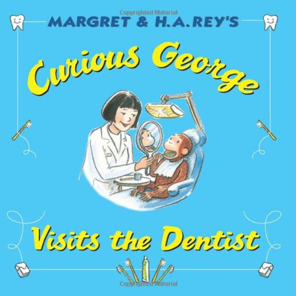 Curious George Visits the Dentist Cover