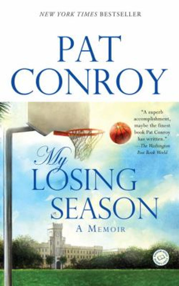 My Losing Season: A Memoir Cover