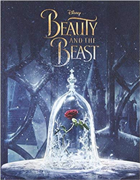 Beauty and the Beast Novelization Cover