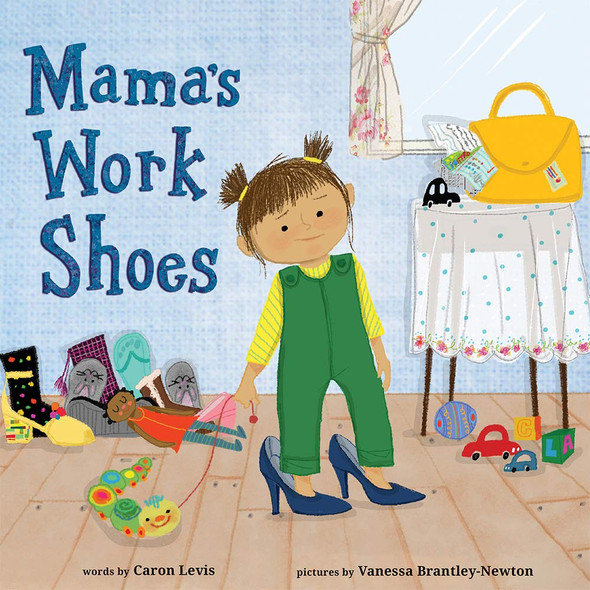 Mama's Work Shoes Cover