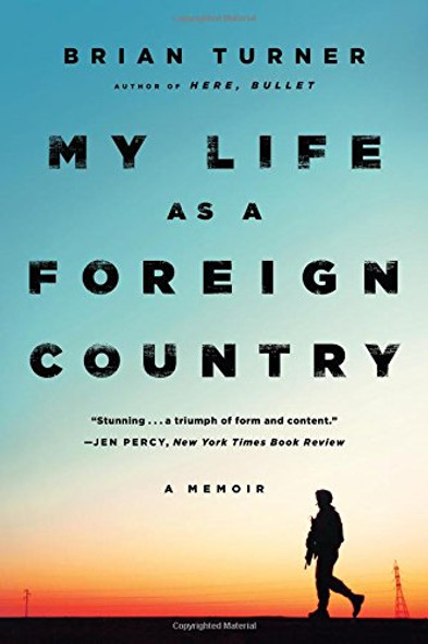 My Life as a Foreign Country: A Memoir Cover