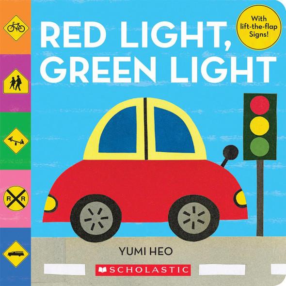 Red Light, Green Light Cover