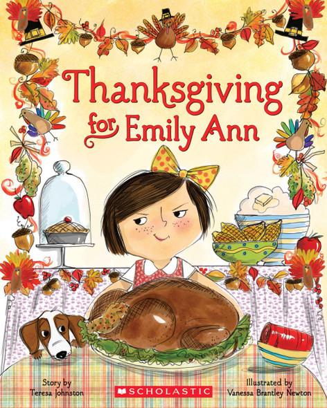 Thanksgiving for Emily Ann Cover