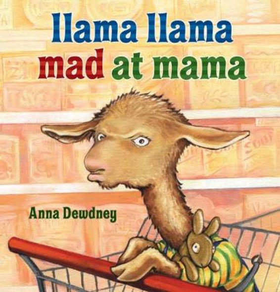 Llama Llama Mad at Mama Cover