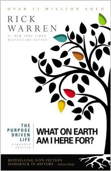 What on Earth Am I Here For? Expanded Edition (The Purpose Driven Life) Cover
