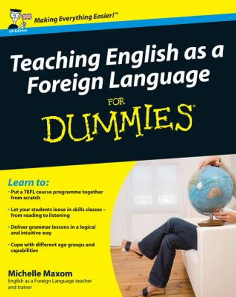 Teaching English as a Foreign Language for Dummies Cover