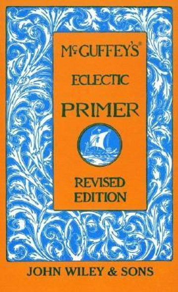 McGuffey's Eclectic Primer Cover