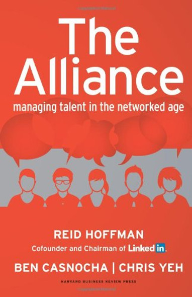 The Alliance: Managing Talent in the Networked Age Cover