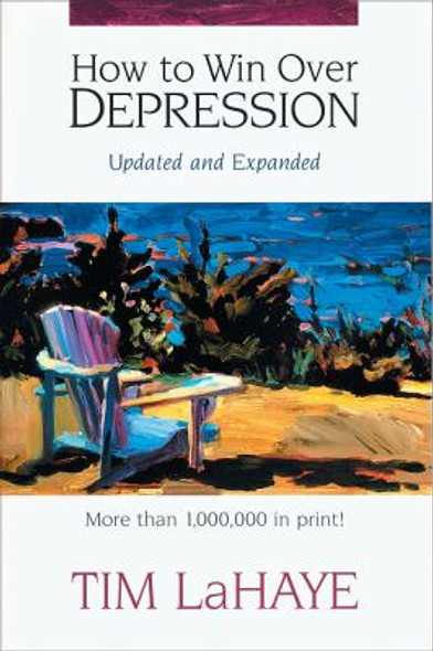 How to Win over Depression Cover