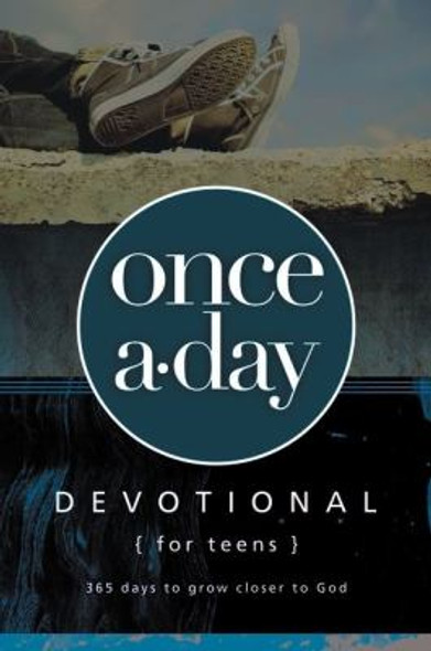 Once-a-Day Devotional for Teens Cover
