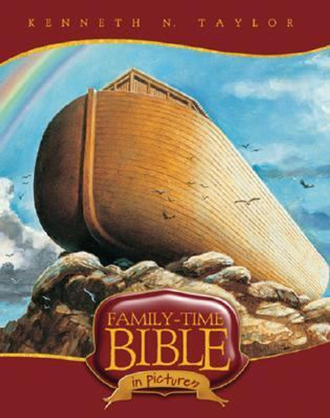 Family-Time Bible in Pictures Cover