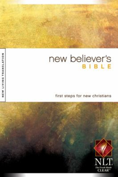 New Believer's Bible NLT Cover