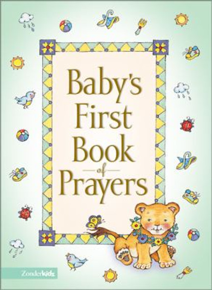 Baby's First Book of Prayers Cover