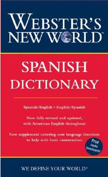 Spanish Dictionary : Spanish/English English/Spanish Cover