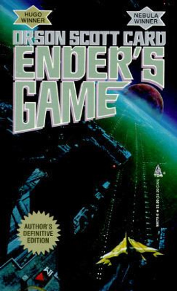 Ender's Game (Turtleback School & Library Binding Edition) Cover