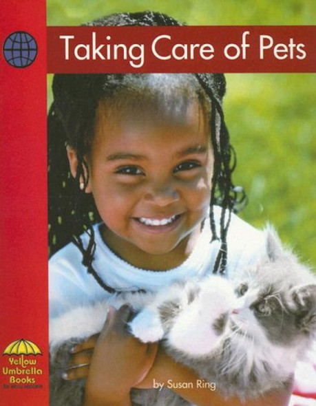 Taking Care of Pets (Yellow Umbrella Emergent Level) Cover