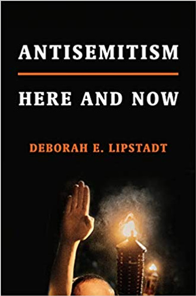 Antisemitism: Here and Now Cover