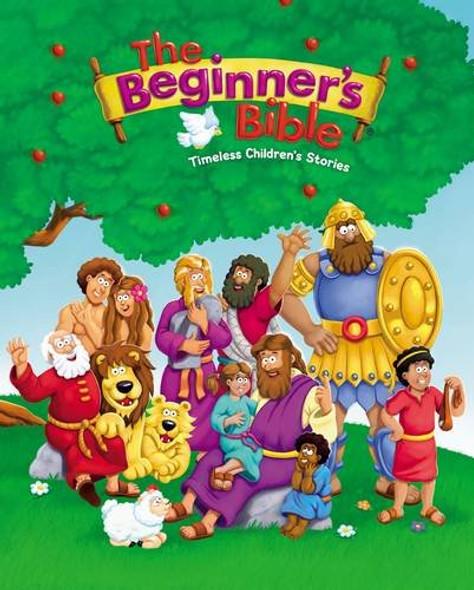 The Beginner's Bible: Timeless Children's Stories Cover