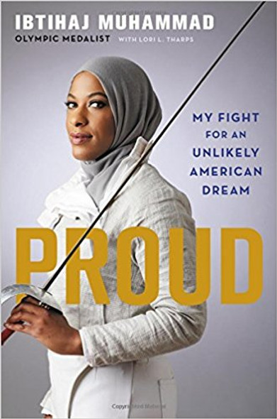 Proud: My Fight for an Unlikely American Dream Cover