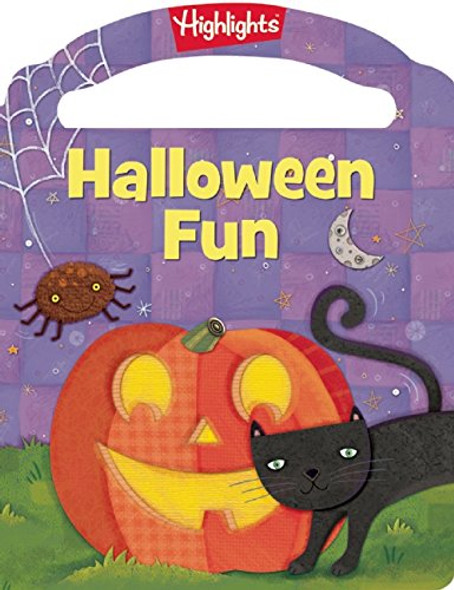 Halloween Fun (Carry-and-Play Board Books) Cover