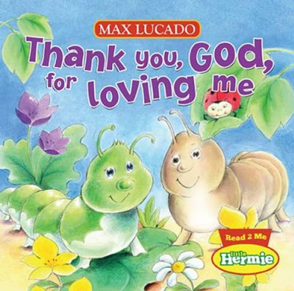 Thank You, God, for Loving Me Cover