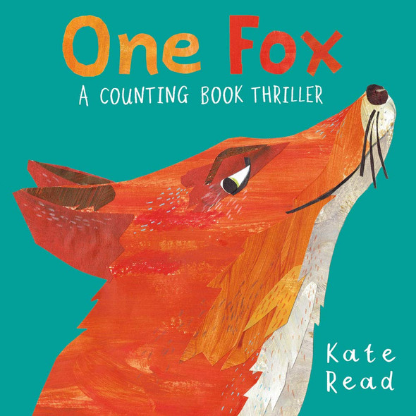 One Fox: A Counting Book Thriller Cover