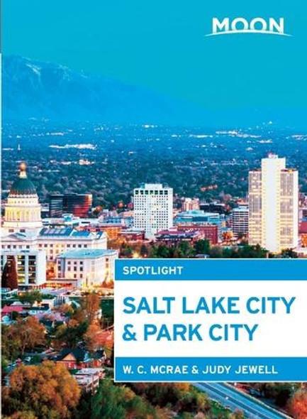 Moon Spotlight Salt Lake City & Park City Cover