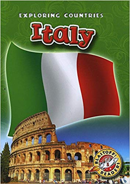 Italy ( Exploring Countries ) Cover