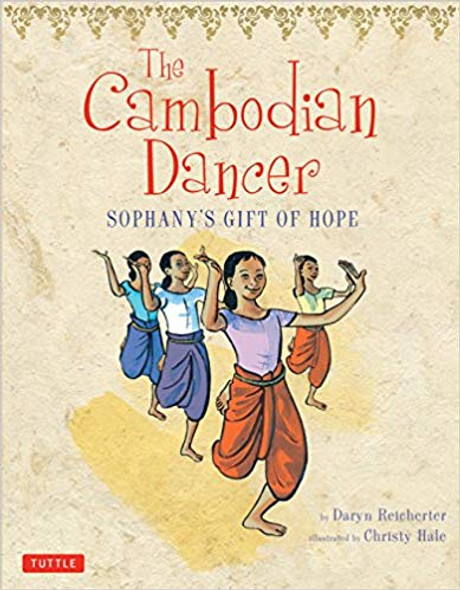 The Cambodian Dancer: Sophany's Gift of Hope Cover