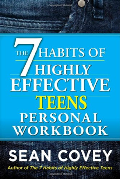 The 7 Habits of Highly Effective Teens Personal Workbook Cover