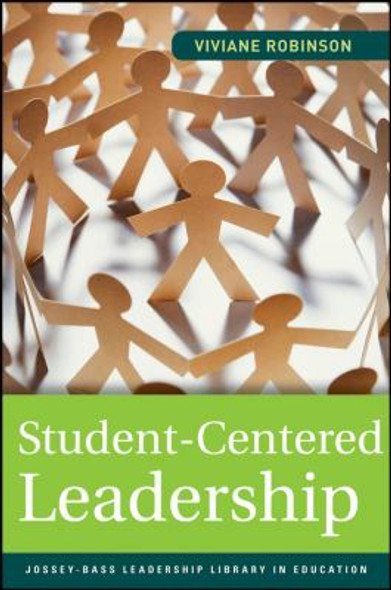 Student-Centered Leadership Cover