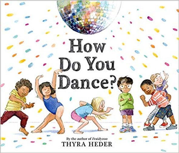 How Do You Dance? Cover