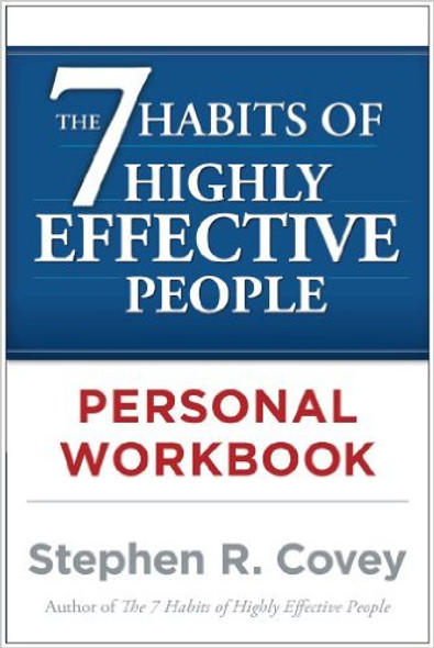 The 7 Habits of Highly Effective People Personal Workbook Cover