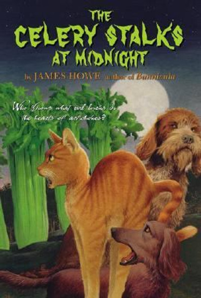 The Celery Stalks at Midnight Cover