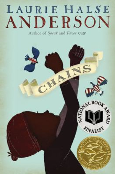 Chains (The Seeds of America Trilogy) Cover
