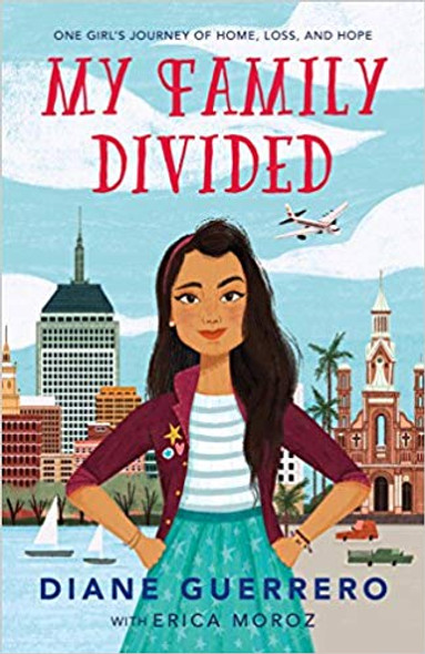 My Family Divided: One Girl's Journey of Home, Loss, and Hope Cover
