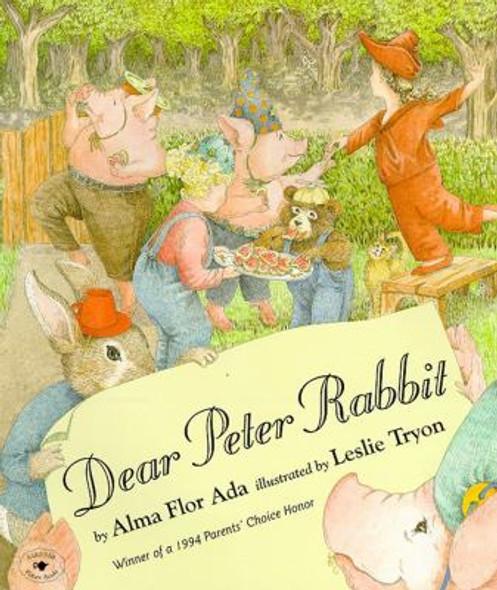 Dear Peter Rabbit Cover