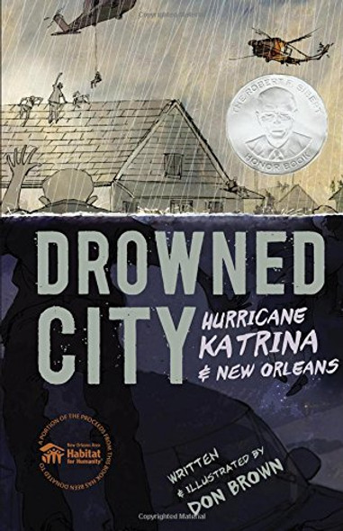 Drowned City: Hurricane Katrina and New Orleans Cover