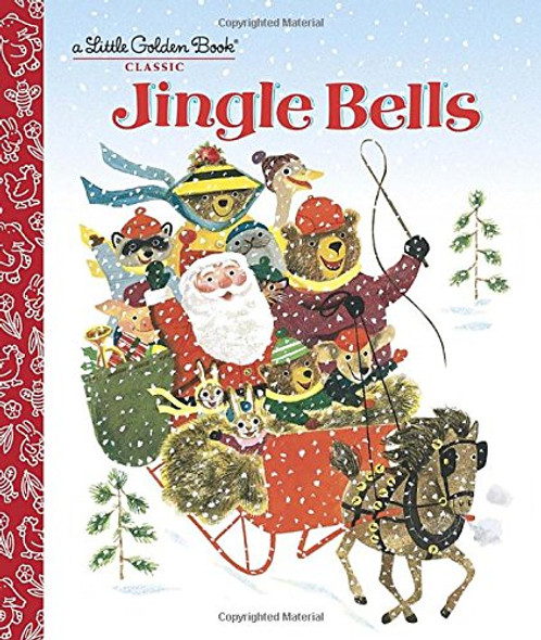 Jingle Bells ( Little Golden Book ) Cover
