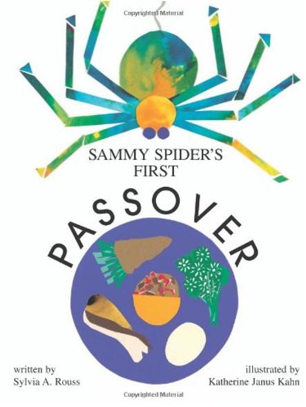 Sammy Spider's First Passover Cover