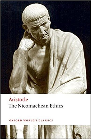 The Nicomachean Ethics ( Oxford World's Classics ) Cover