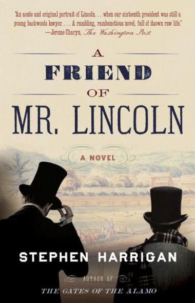 A Friend of Mr. Lincoln Cover