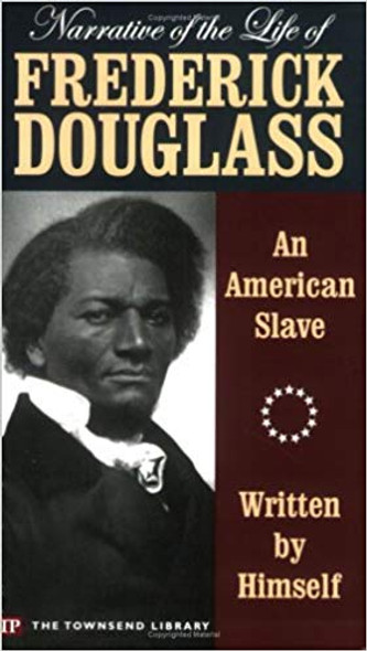 Narrative of the Life of Frederick Douglass ( Townsend Library ) Cover