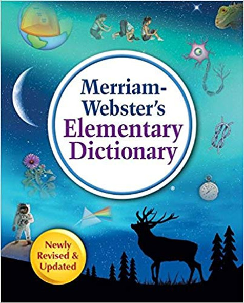 Merriam-Webster's Elementary Dictionary (Revised, Updated) Cover